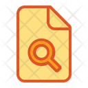 Find Document File Icon