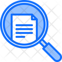 Find Evidence Icon