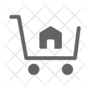 House Cart Home Icon