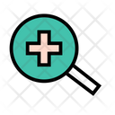 Find Hospital Find Search Icon