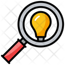 Best Consulting Find Creativity Find Idea Icon