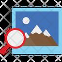Find Image Find Landscape Image Search Icon