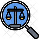 Find Justice Icon
