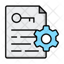 Keyword Keyword Optimization Key Icon