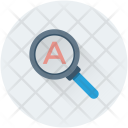 Find Keyword Keywords Icon
