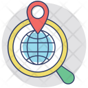 Place Location Navigational Icon