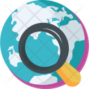 Find Location Map Icon