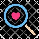 Search Find Valentine Icon
