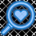 Find Love Love Search Search Icon