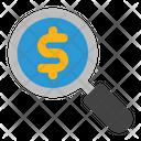 Find Money Find Money Icon