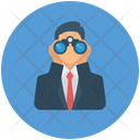 Find Opportunities Searching Opportunity Find Job Icon