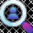 Find Person Search Person User Search Icon