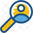 Personnel Search Job Icon
