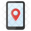Find Phone Map Icon