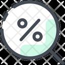 Discount Find Promo Icon