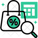 Find Shopping Sale Find Shopping Discount Discount Icon