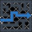 Challenge Solution Labyrinth Icon