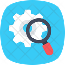 Find Solution Search Icon