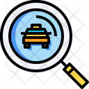 Taxi Find Taxi Book Taxi Icon