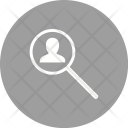Find User Search Icon