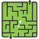 Find Way Game Icon