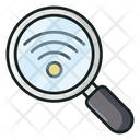 Find Wifi Internet Search Find Signals Icon