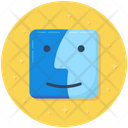Finder Discoverer Spotter Icon