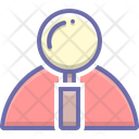 Finding Solutions Research Icon