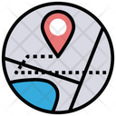 Finding A Location Location Find Icon