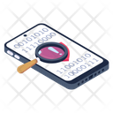 Search Security Finding Error Search Protection Icon