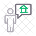 User House Home Icon