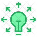 Idea Business Idea Creativity Icon