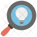 Finding Solution Problem Solving Solution Idea Icon