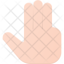 Finger Point Click Icon