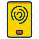 Finger Print Sensor Icon