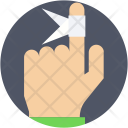 Finger Bandage Icon