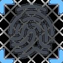 Finger Capture Icon