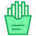 Finger Chips Icon