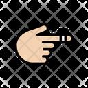 Finger Cut Bandage Icon