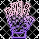Finger Deshedding Icon