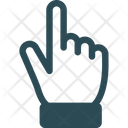 Finger Gesture Icon