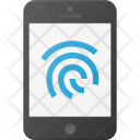 Touch Id Identity Icon