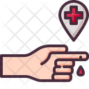 Finger Injury Icon