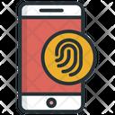 Finger Lock Icon