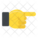 Point Right Index Icon
