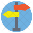 Finger Post Icon