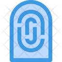 Finger print Icon