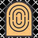 Finger Print Fingerprint Security Icon