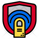 Finger Scan Security Scan Icon
