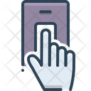 Finger Scan Finger Scan Icon